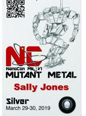 NanoCon Mk. VI – Silver Level Membership