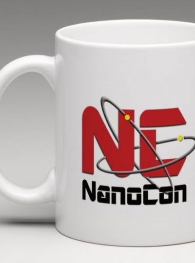 Official NanoCon Coffee Mug